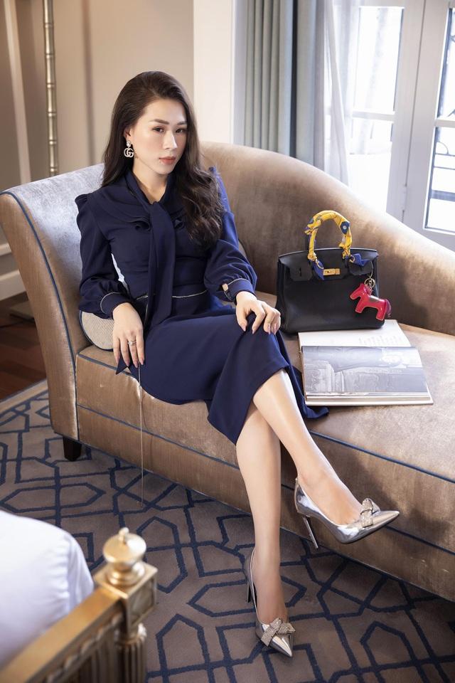 Nữ doanh nhân Lê Thị Loan: Covid-19 vừa là thách thức vừa là cơ hội - Ảnh 4.