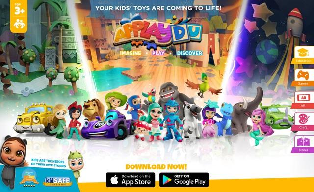 Chỉ sau 15 tháng, Gameloft for brands và Kinder đã cho ra đời dự án đầy tham vọng - Applaydu - Ảnh 6.