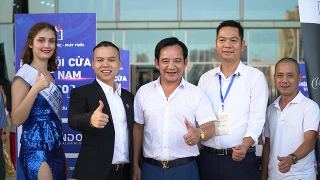 """Nhôm Đô Thành mang """"năng lượng mới"""" đến với hiệp hội cửa Việt Nam - Ảnh 4."""