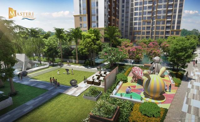 """Masteri Waterfront – Dự án """"world – class"""" ngay trung tâm Vinhomes Ocean Park chính thức được ra mắt - Ảnh 2."""