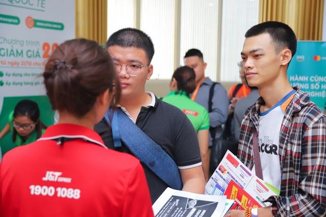 J&T Express đồng hành cùng Hiệp hội Thương mại Điện tử Việt Nam - Ảnh 4.