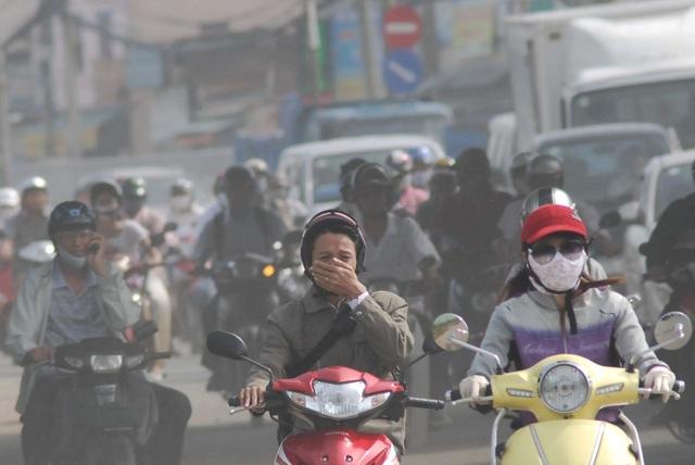 Sau khẩu trang và máy lọc không khí, liệu có cách nào phòng tránh ô nhiễm không khí - Ảnh 2.