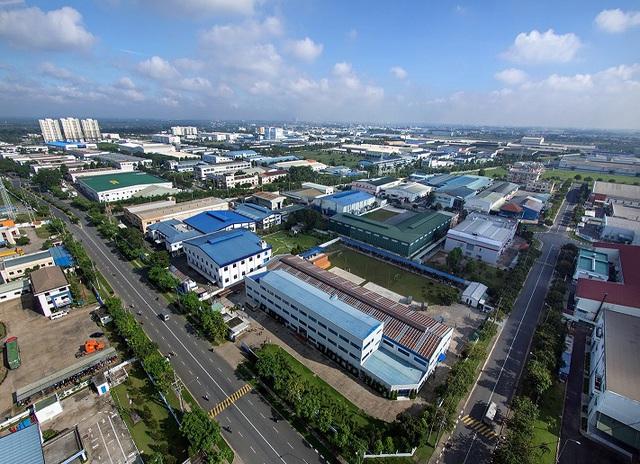 Tân Phước Khánh hoàn thiện hạ tầng, thu hút đầu tư - Ảnh 1.