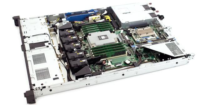 Máy chủ HPE ProLiant DL325 Gen10 gia tăng hiệu suất làm việc, bảo mật cho SMB - Ảnh 2.
