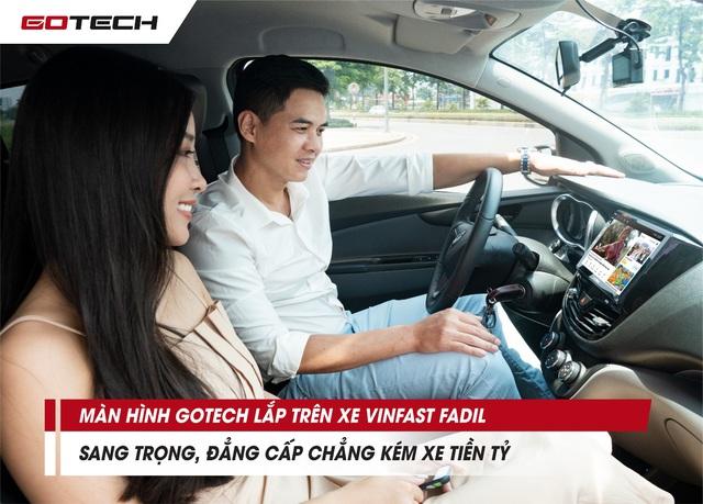 Màn hình ôtô thông minh GOTECH độ được cho những dòng xe nào? - Ảnh 1.