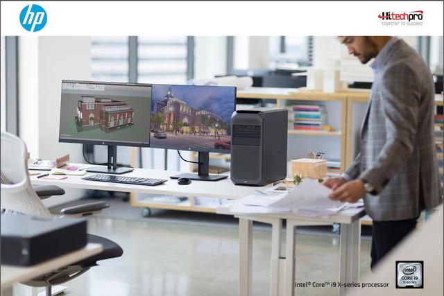 Z4 G4 Workstation - Máy trạm siêu mạnh mẽ của HP - Ảnh 2.