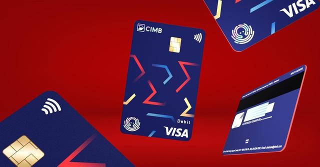 """Giải mã cơn sốt thẻ ghi nợ CIMB Visa Debit phiên bản """"thay áo"""" - """"ngầu"""" từ hình thức đến tính năng dành riêng cho giới trẻ - ảnh 1"""
