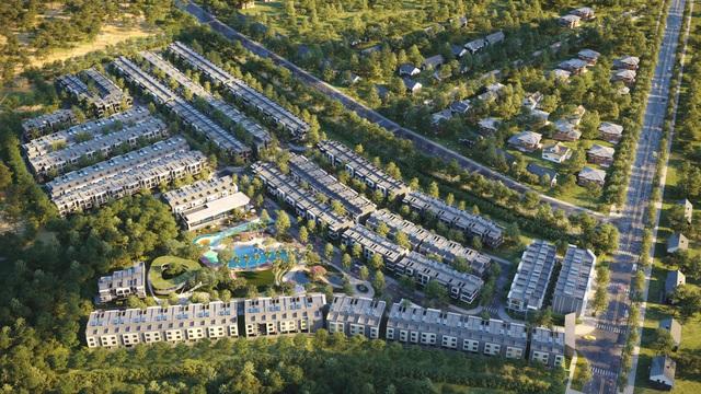 Tân Phước Khánh hoàn thiện hạ tầng, thu hút đầu tư - Ảnh 3.