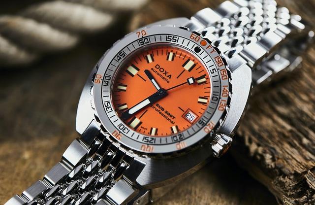 Đồng hồ Doxa có tốt không? 5 điều cần biết trước khi mua - Ảnh 1.