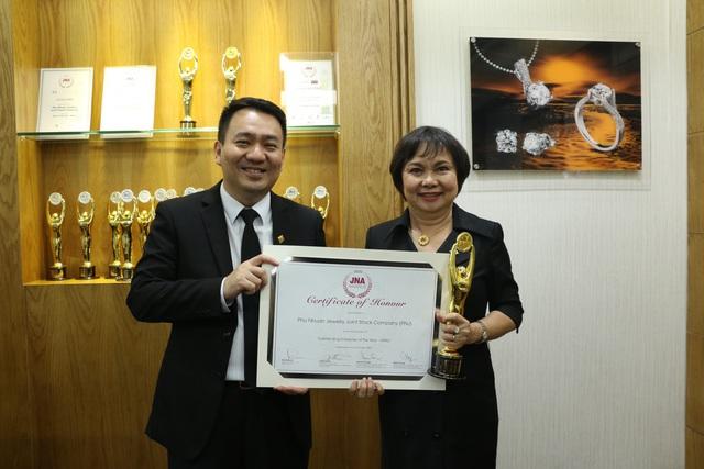 PNJ trở thành doanh nghiệp xuất sắc nhất ngành kim hoàn Châu Á – Thái Bình Dương - Ảnh 1.