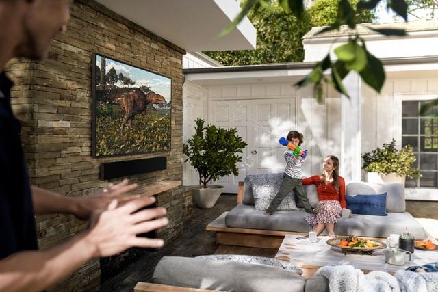 TV The Terrace là minh chứng cho tiên phong không ngừng đổi mới của Samsung - Ảnh 2.