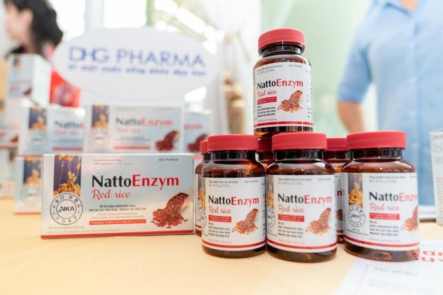 DHG Pharma ra mắt sản phẩm phòng đột quỵ chất lượng Nhật Bản mới đột phá hơn - Ảnh 2.