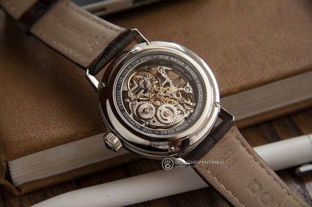 Đồng hồ Doxa có tốt không? 5 điều cần biết trước khi mua - Ảnh 3.