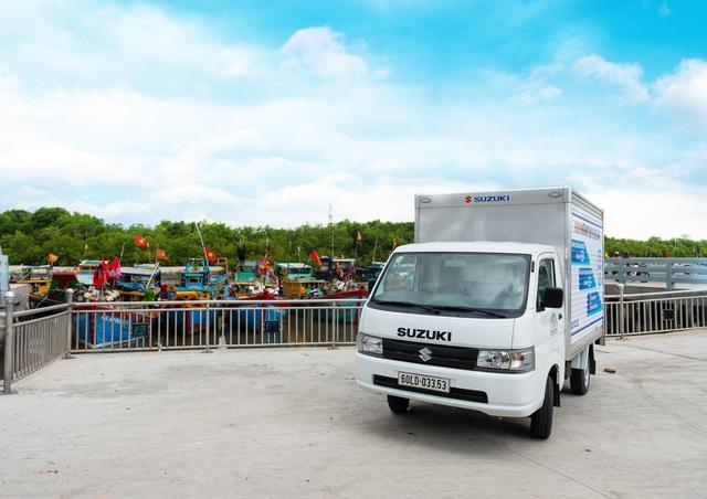 "Hơn 2 triệu khách hàng tự tin chọn ""Vua xe tải nhẹ"" Super Carry Pro của Suzuki - Ảnh 4."