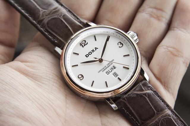 Đồng hồ Doxa có tốt không? 5 điều cần biết trước khi mua - Ảnh 4.