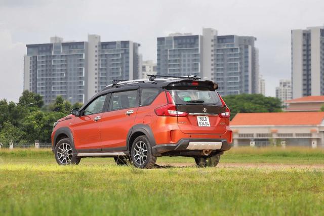 3 tháng cầm lái Suzuki XL7, chủ xe đánh giá thế nào?