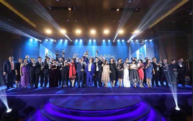 """Nam A Bank nhận """"cú đúp"""" giải thưởng tại Lễ trao giải APEA 2020 - Ảnh 1."""