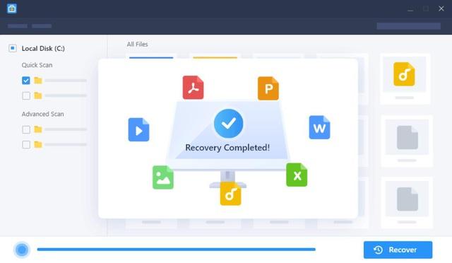 Phục hồi dữ liệu với phần mềm EaseUS Data Recovery Wizard (miễn phí) - Ảnh 1.