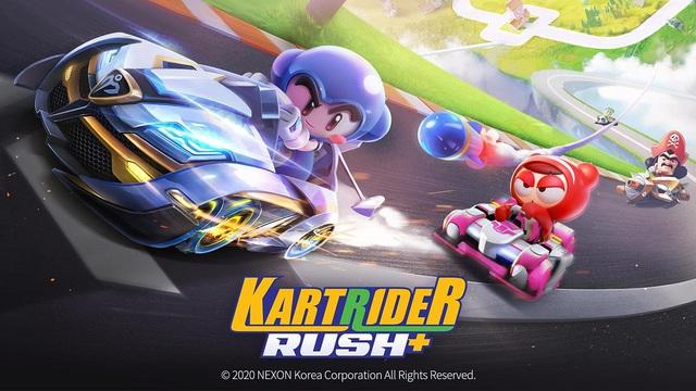 """Game khủng: KartRider Rush+ - game đua xe """"siêu to khổng lồ"""" lấy cảm hứng từ Boom Online đã chính thức phát hành riêng tại Việt Nam - Ảnh 1."""