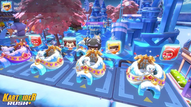 """Game khủng: KartRider Rush+ - game đua xe """"siêu to khổng lồ"""" lấy cảm hứng từ Boom Online đã chính thức phát hành riêng tại Việt Nam - Ảnh 2."""
