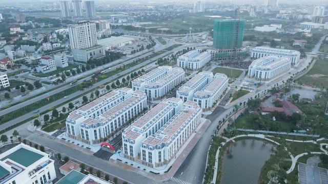 Sau cất nóc, chung cư Eurowindow Tower Thanh Hóa ngày càng đắt giá - Ảnh 1.