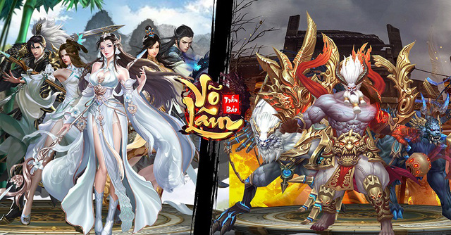 GAMOTA chính thức phát hành Võ Lâm Trấn Bảo - Siêu phẩm kiếm hiệp PK cực khoái - Ảnh 3.