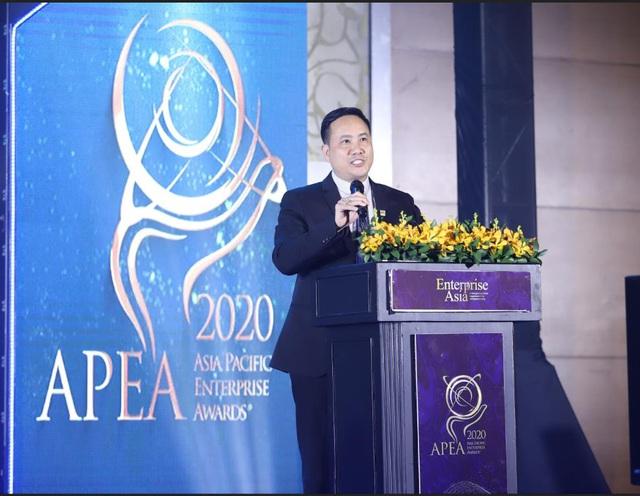 """Nam A Bank nhận """"cú đúp"""" giải thưởng tại Lễ trao giải APEA 2020 - Ảnh 2."""