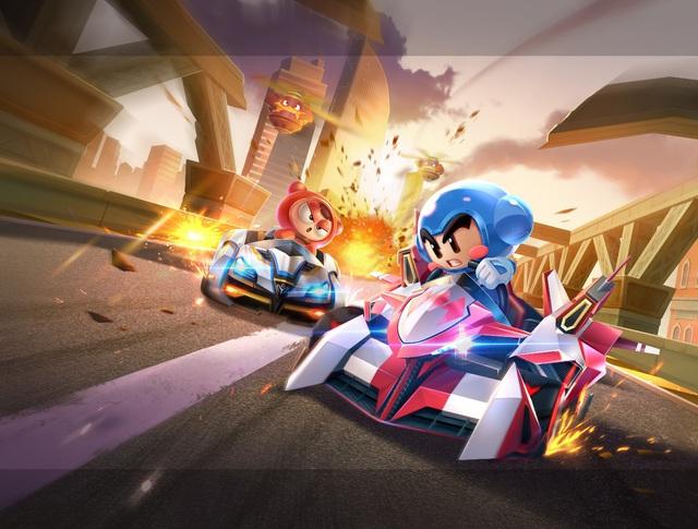"""Game khủng: KartRider Rush+ - game đua xe """"siêu to khổng lồ"""" lấy cảm hứng từ Boom Online đã chính thức phát hành riêng tại Việt Nam - Ảnh 3."""