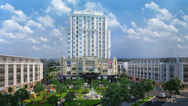 Sau cất nóc, chung cư Eurowindow Tower Thanh Hóa ngày càng đắt giá - Ảnh 2.