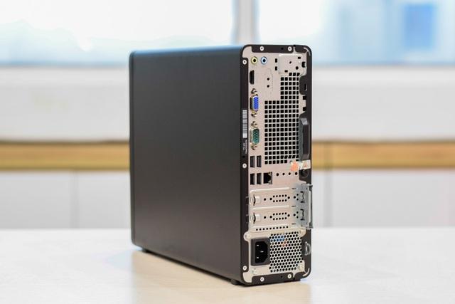 HP Slim S01: Thiết kế hoàn hảo dành cho không gian nhỏ - Ảnh 4.