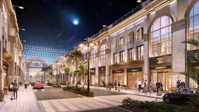 Đất Xanh Miền Trung khởi công phân khu Shophouse Lavish Palm thuộc dự án Tropical Palm - Ảnh 3.