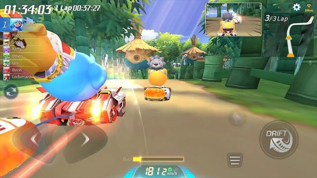 """Game khủng: KartRider Rush+ - game đua xe """"siêu to khổng lồ"""" lấy cảm hứng từ Boom Online đã chính thức phát hành riêng tại Việt Nam - Ảnh 4."""
