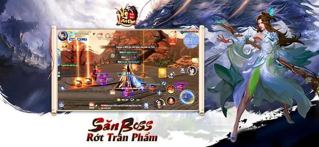 GAMOTA chính thức phát hành Võ Lâm Trấn Bảo - Siêu phẩm kiếm hiệp PK cực khoái - Ảnh 5.