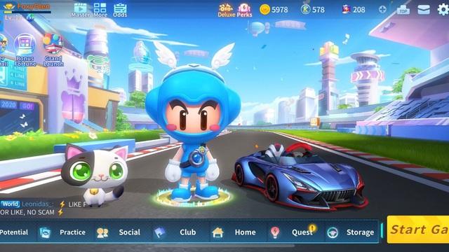"""Game khủng: KartRider Rush+ - game đua xe """"siêu to khổng lồ"""" lấy cảm hứng từ Boom Online đã chính thức phát hành riêng tại Việt Nam - Ảnh 5."""