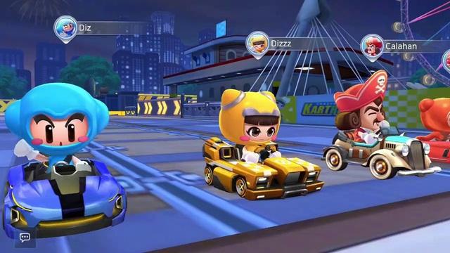 """Game khủng: KartRider Rush+ - game đua xe """"siêu to khổng lồ"""" lấy cảm hứng từ Boom Online đã chính thức phát hành riêng tại Việt Nam - Ảnh 8."""