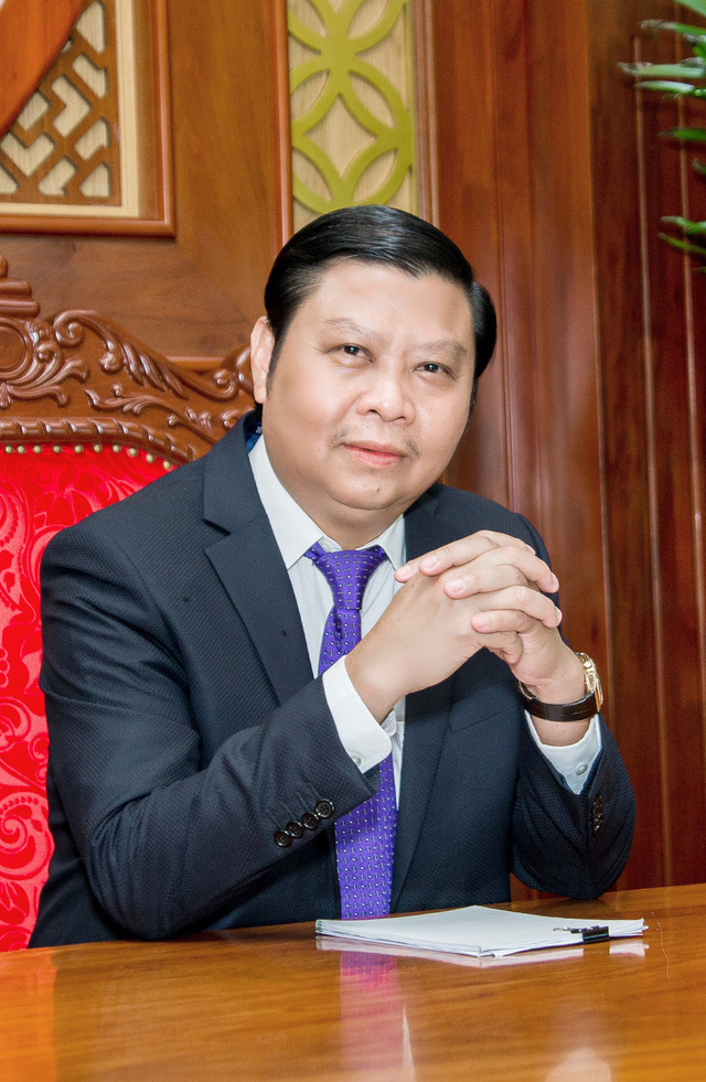 Chủ tịch DLG: Cấu trúc toàn diện DLG, tạo đà tăng trưởng bền vững - Ảnh 1.