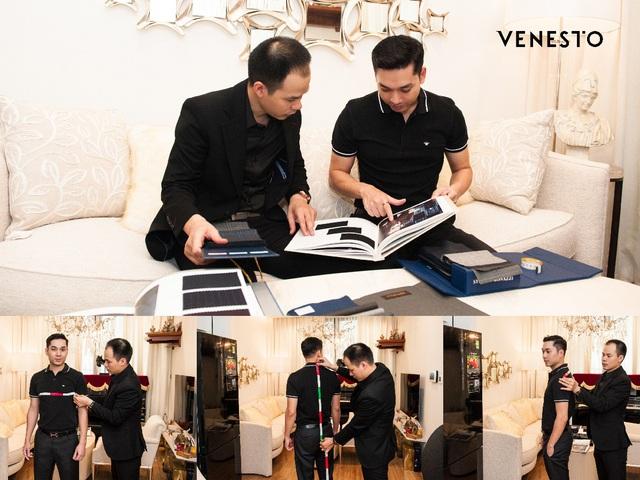 Điều gì khiến nhãn hiệu Venesto luôn tạo cơn sốt cho những người ưa thích sự hoàn mỹ - ảnh 8