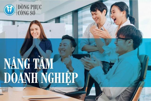 Giấc mơ làm đẹp hình ảnh doanh nghiệp Việt của thương hiệu Đồng Phục Công Sở - Ảnh 1.