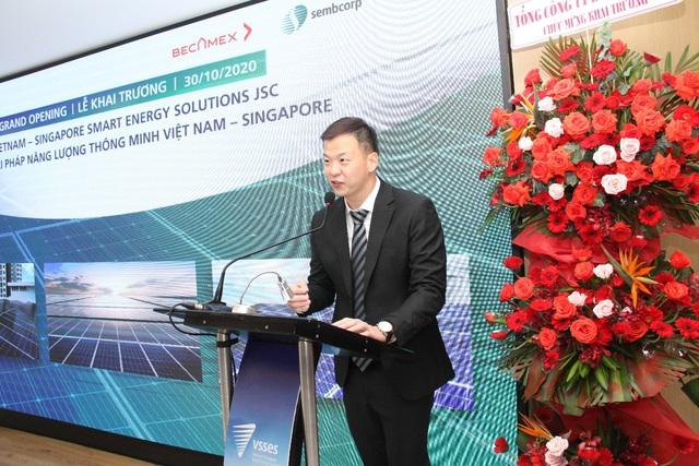 Khai trương trụ sở chính của nhà cung cấp giải pháp năng lượng VSSES - Ảnh 2.