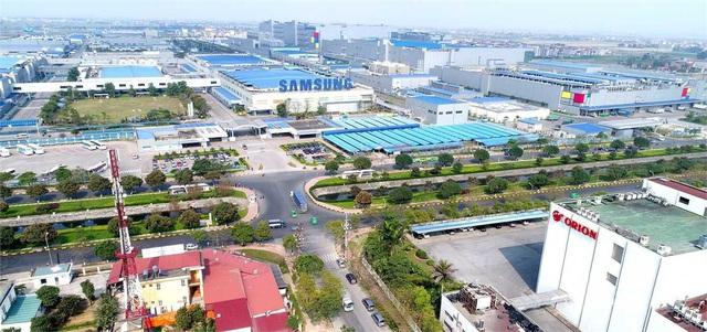"""Bắc Ninh: Nhà đầu tư """"Thắng đậm"""" nhờ đầu tư ki-ốt thương mại ăn theo KCN lớn - Ảnh 1."""