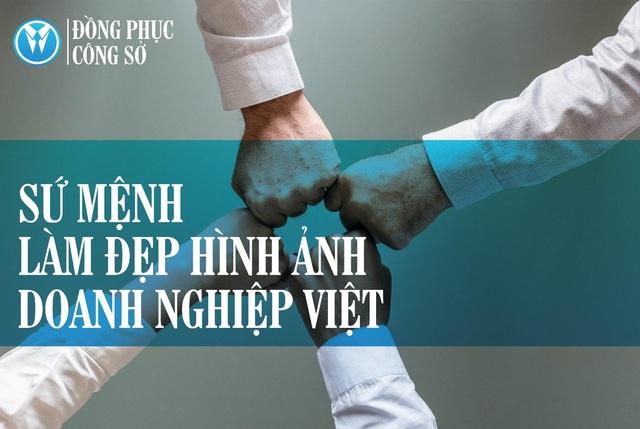 Giấc mơ làm đẹp hình ảnh doanh nghiệp Việt của thương hiệu Đồng Phục Công Sở - Ảnh 2.