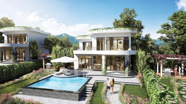 Ivory Villas & Resort - nét đẹp hiện đại hoà quyện cùng núi rừng Lương Sơn - Ảnh 2.