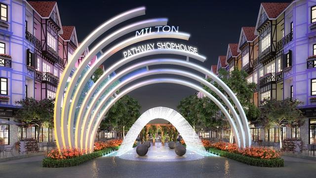 Milton Pathway Shophouse – khu nhà phố thương mại lấy cảm hứng từ Colmar - Ảnh 1.