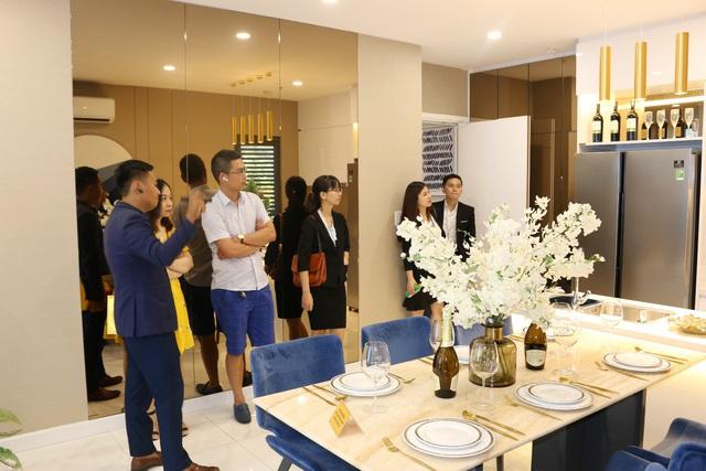 Nhà đầu tư Bình Dương, Đồng Nai, Vũng Tàu đổ về TP.HCM tìm kiếm căn hộ cao cấp Q.2 - Ảnh 1.