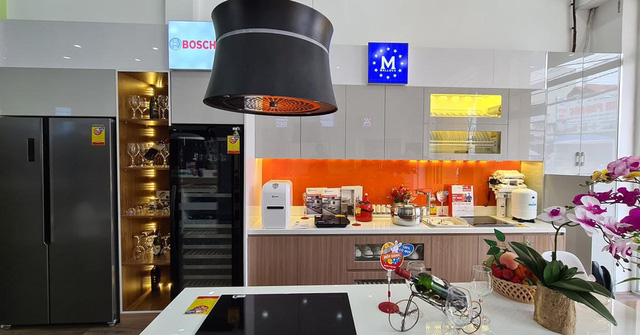 Bếp Xanh – Tên tuổi tạo nên khác biệt trên thị trường nhà bếp - Ảnh 1.