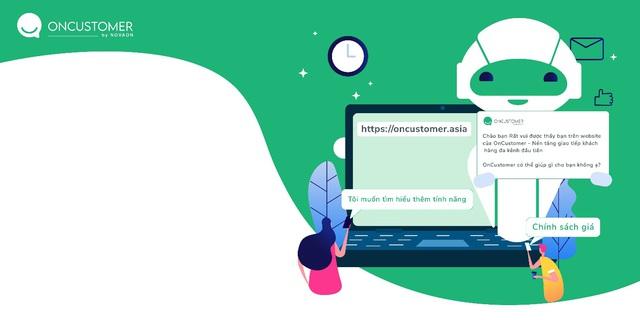 OnCustomer ra mắt 2 ứng dụng quản trị trải nghiệm khách hàng tiên phong - Ảnh 1.