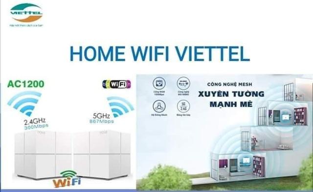 Home Wifi Viettel – Điểm 10 chất lượng thời công nghệ 4.0 - Ảnh 2.