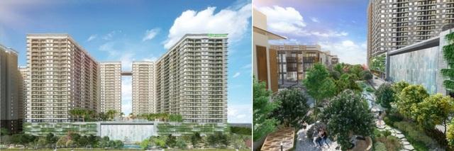 Khởi công dự án chung cư cao cấp Midori Park The Glory tại Bình Dương - Ảnh 1.