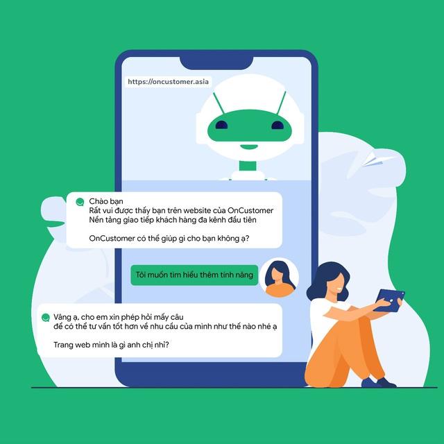 OnCustomer ra mắt 2 ứng dụng quản trị trải nghiệm khách hàng tiên phong - Ảnh 3.
