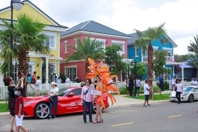 Novaworld Phan Thiet đón hàng ngàn khách hàng đầu tiên tham quan dự án - Ảnh 2.